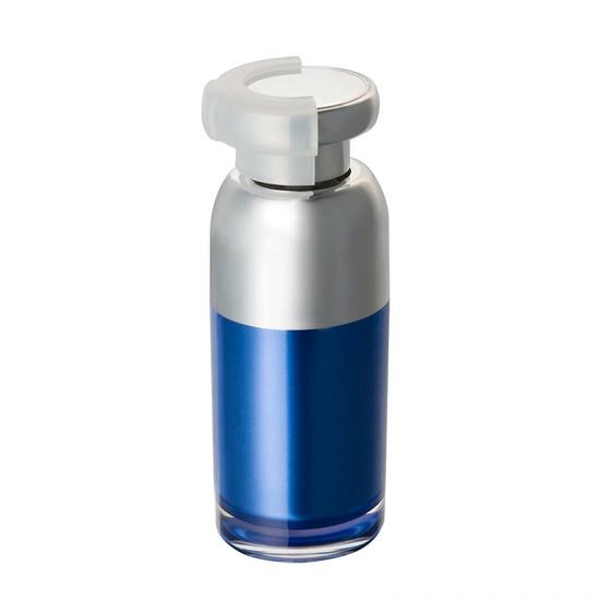 Acrylic Airless Cosmetic Lotion Cream Bottle