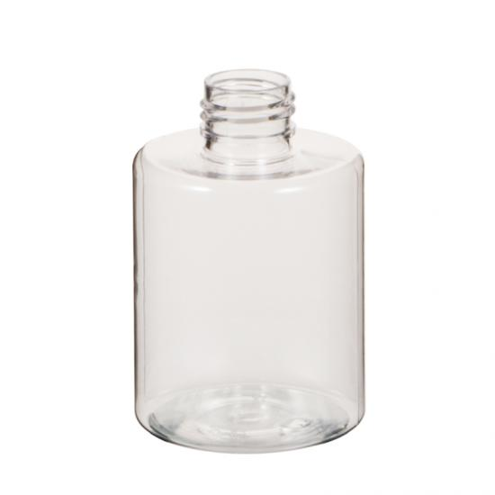 Clear PET Plastic Skin Care Bottle